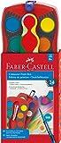 Faber-Castell 125029 - Farbkasten Connector mit 24 Farben
