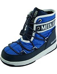 Moon Boot Junior Boot Zapatos Luna Que Jr Mid WP WP 34051200002