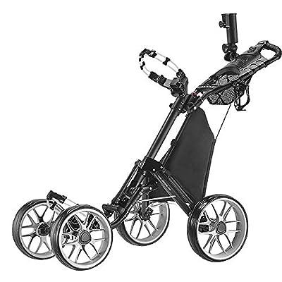 CaddyTek Carro Empuje Golf