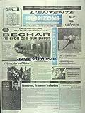 HORIZONS [No 1745] du 12/05/1991 - L'ALGERIE PROFONDE A LA VEILLE DES LEGISLATIVES - BECHAR NE CROIT PAS AUX PARTIS - HAMROUCHE A OUM EL-BOUAGHI - L'ALGERIE RIEN QUE L'ALGERIE - BENGLADESH - INONDATIONS ET SEISME - BACHIR HADJ ALI EST MORT - INTERVIEW DE TOMOHIKO KOBOYASKI - LES SPORTS - FOOT - TENNIS