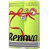 Papier toilette Renova Rouge Label green-6rouleaux de papier