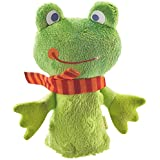HABA Finger Puppet Mini Frog - For Ages 18 Months And Up