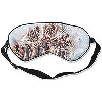 Eye Mask Eyeshade Dandelion Pattern Sleeping Mask Blindfold Eyepatch Adjustable Head Strap preisvergleich bei billige-tabletten.eu