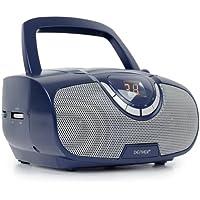 Denver TC-22 CD Player blau - Trova i prezzi più bassi su tvhomecinemaprezzi.eu