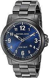 Michael Kors Analog Blue Dial Mens Watch-MK8499