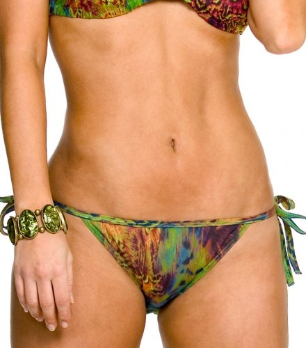 Sonnedurchlässiges Bikini Oberteil - Amalfi (36/38)