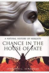 Chance in the House of Fate by Jennifer Ackerman (2001-11-19) Hardcover