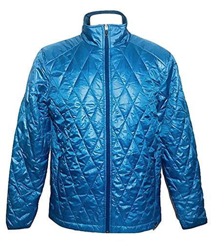 Oakley Down Alternative Wind Chaser Ozone Blue Jacket Medium
