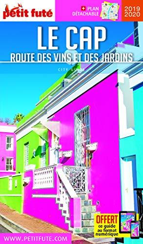 Petit Futé Le Cap : Route des vins et des jardins (1Plan détachable)