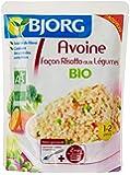 Bjorg Avoine façon Risotto aux légumes Bio