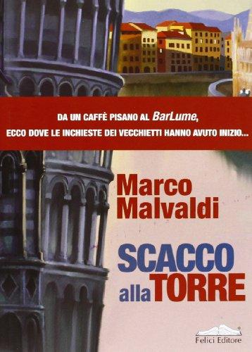 Scacco alla torre (Ztl) por Marco Malvaldi