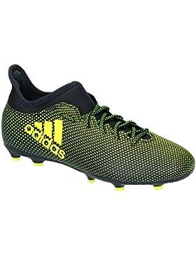 Adidas X 17.3 FG Suelo duro Niño 31 bota de fútbol - botas de fútbol (Suelo duro, Niño, Masculino, Suela con tacos...