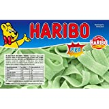 Haribo - Pasta Basta - Geles dulces con sabor a manzana - 1.72 kg