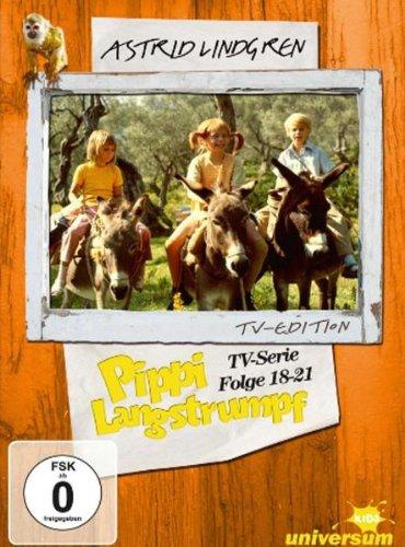 Pippi Langstrumpf - TV-Serie, Folge 18-21