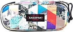 Eastpak Estuche ovalitri, 5 x 22 x 9 cm, Coal (Gris),