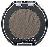 Maybelline New York Lidschatten Colorshow Mono Shadow Ashy Wood 06 / Eyeshadow Braun, leuchtende Farben, intensive Deckkraft, 1 x 3 g