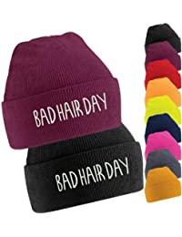 TTC Bad Hair Day Soft Touch Beanie Turn Up Same Day Post