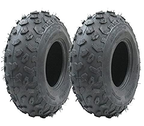 Two - 19x7-8 quad tyre, 19 7.00-8 ATV E marked road legal tyre 19x7-8 tire ride on lawnmower