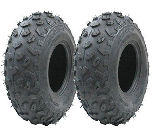 Parnells Due - 19x7-8 Pneumatici Quad, 19 7,00-8 ATV E marcata Strada del Pneumatico legale Giro 19x7-8 Pneumatico su Tosaerb