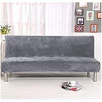 hellgrau Stoff 517 Elegance mit Kissen BxHxT 200x77x119cm Gestell dunkeles Holz schwarz Gartenmöbel & Zubehör Innovation Unfurl Lounger Klappsofa