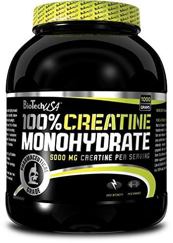 Biotech USA - 100% CREATINE MONOHYDRATE 1 kg creatina monoidrato