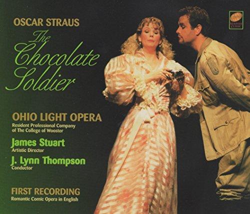 Straus: The Chocolate Soldier Ohio Light Opera