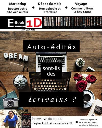 Couverture du livre Ebook1D: n°0 Juin 2019
