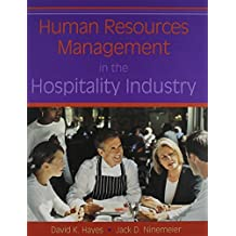 Human Resources Management in the Hospitality Industry: WITH Study Guide by David K. Hayes (2008-04-11)
