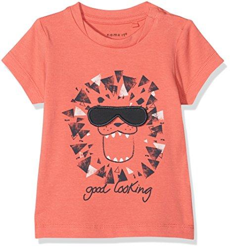 NAME IT Nbmgamin SS Top Camisa Manga Larga para Bebés