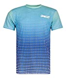 T-Shirt Unkut Roy Bleu