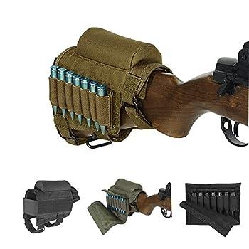 Rifle Buttstock Hunting...