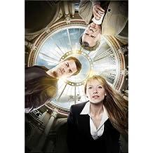 Fringe Poster On Silk <60cm x 88cm, 24inch x 35inch> - Cartel de Seda - 6B96B6