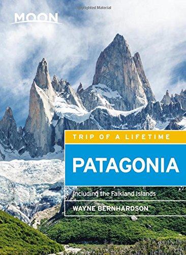 Moon Patagonia (Fifth Edition): Including the Falkland Islands (Moon Handbooks) thumbnail