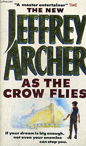 As the Crow Flies (Coronet Books)