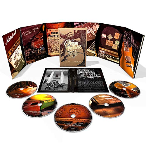 Trouble No More: 50th Anniversary (5cd Box Set)