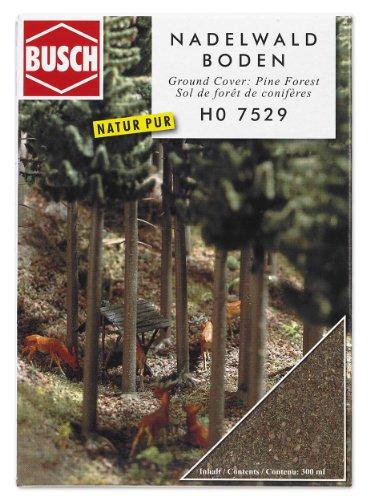 busch-environnement-bue7529-modelisme-ferroviaire-sol-de-foret-de-coniferes-uv