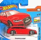 HOT WHEELS Audi RS 6 Avant 2017-1:64 - rot (HW-Serie 5/10 Factory Fresh 2018)