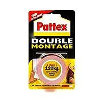 Pattex Double Montage Bandı