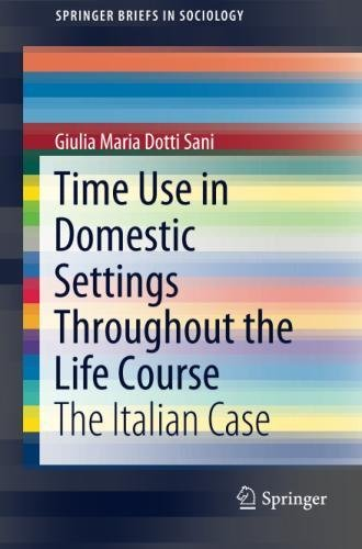 Time Use in Domestic Settings Throughout the Life Course: The Italian Case (SpringerBriefs in Sociology)