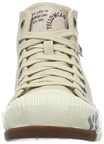 Yellow Cab Mud M, Sneaker Alte Uomo Beige (Beige)