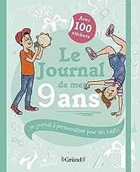 Le Journal de mes 9 ans