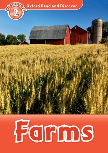 Oxford Read and Discover: Level 2: Farms por Geatches/Clegg