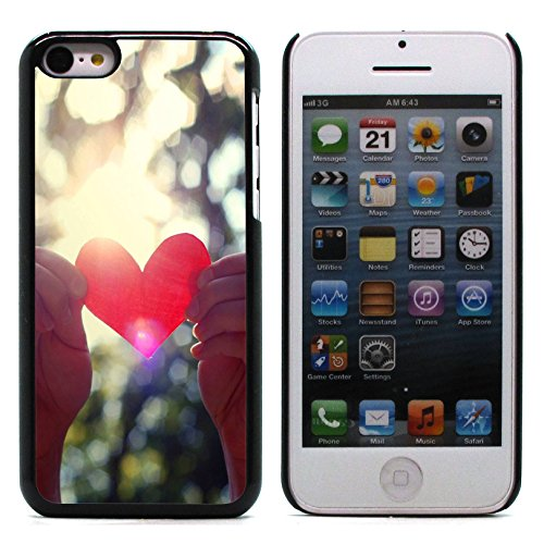 Graphic4You Stick People love drawing Design Harte Hülle Case Tasche Schutzhülle für Apple iPhone 5C Design #11