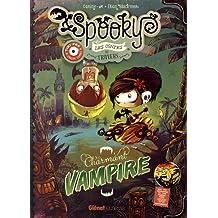 Spooky et les contes de travers - Tome 02 : Charmant vampire