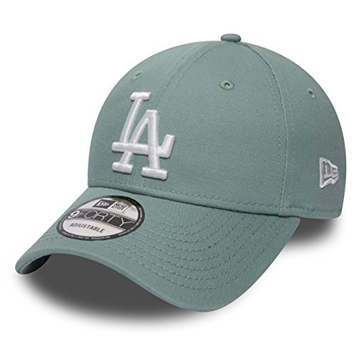 Unbekannt New Era 9forty Strapback Cap MLB Loa Angeles Dodgers Beach Kiss  Blue 6195f317781
