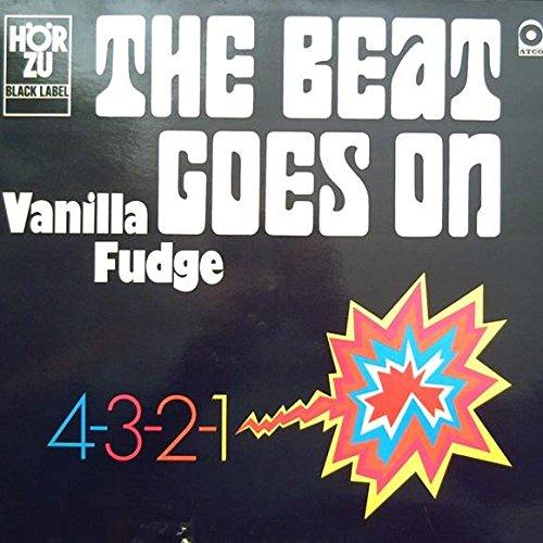 Vanilla Fudge - The Beat Goes On - Hör Zu Black Label - SHZM 902 BL Vanilla Fudge Beat Goes On
