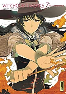 Witchcraft Works Edition simple Tome 7