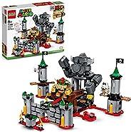 Lego 71369 Super Mario Bowsers Slott Expansionsset Byggspel, Flerfärgad