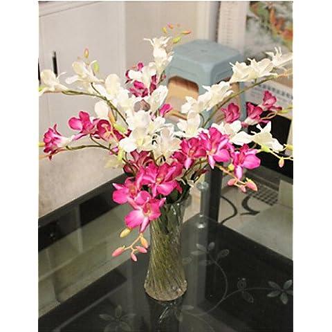 Home decorazione di fiori artificiali, floreale di