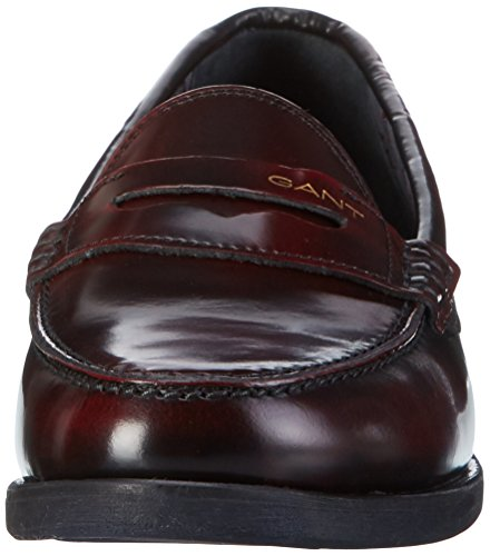 GANT Damen Grace Slipper Rot (Purple Fig G503)